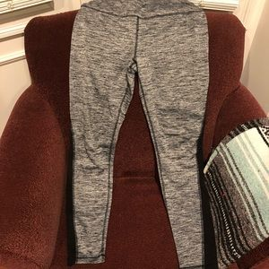 Eddie Bauer Motion leggings -subtle fleece lining